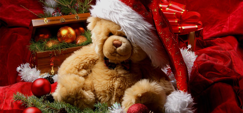 Kerstboom kerstgeschenk in Cruquius
